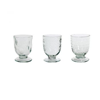 Glas Josie, 6er Set von Overbeck and Friends